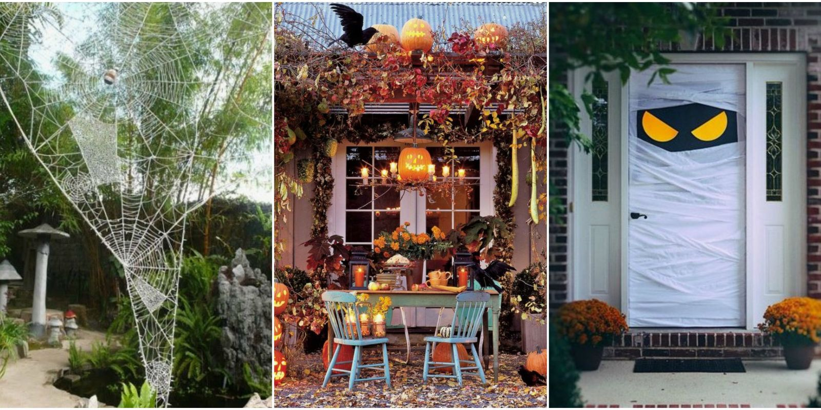 Halloween front garden ideas - 13 Inspirational Garden Ideas For Halloween Halloween Decoration Ideas