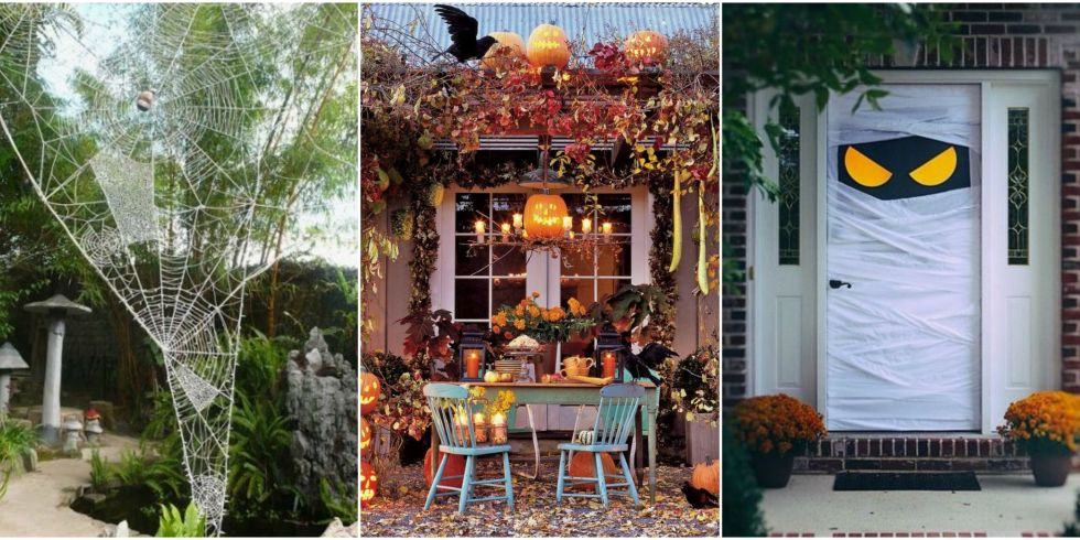 Halloween halloween decoration ideas decorating for Formaler gartenteich anlegen