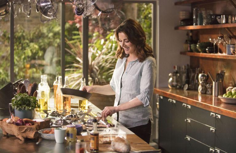 nigella lawson kitchen design. Nigella  At My Table Lawson s BBC Series Is Filmed In A Studio