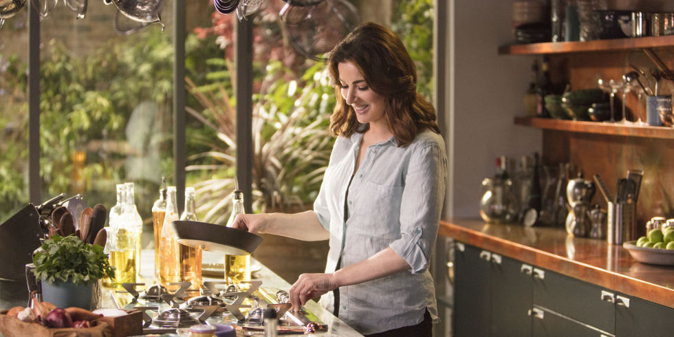 Nigella Lawson Im Not A Formal Dinner Party Sort Of Person