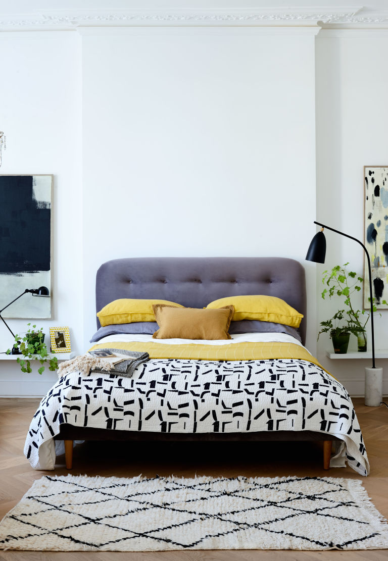 HB DFS bed  Beth. New House Beautiful Beds Collection with DFS   DFS Beds  Sofa Beds