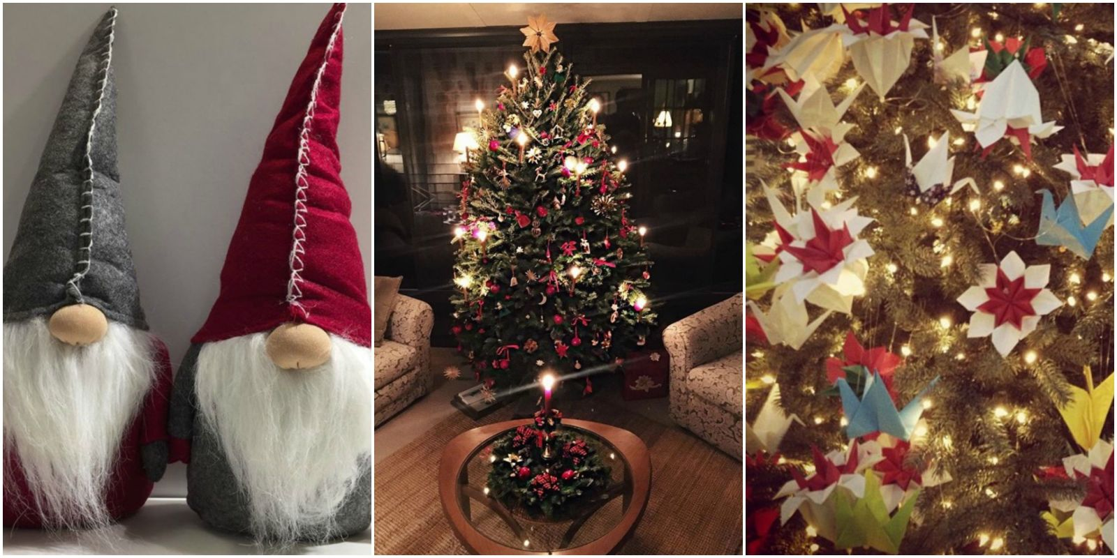 Christmas decoration all around the world - 12 Different Ways Christmas Trees Are Decorated Around The World Christmas Tree Ideas