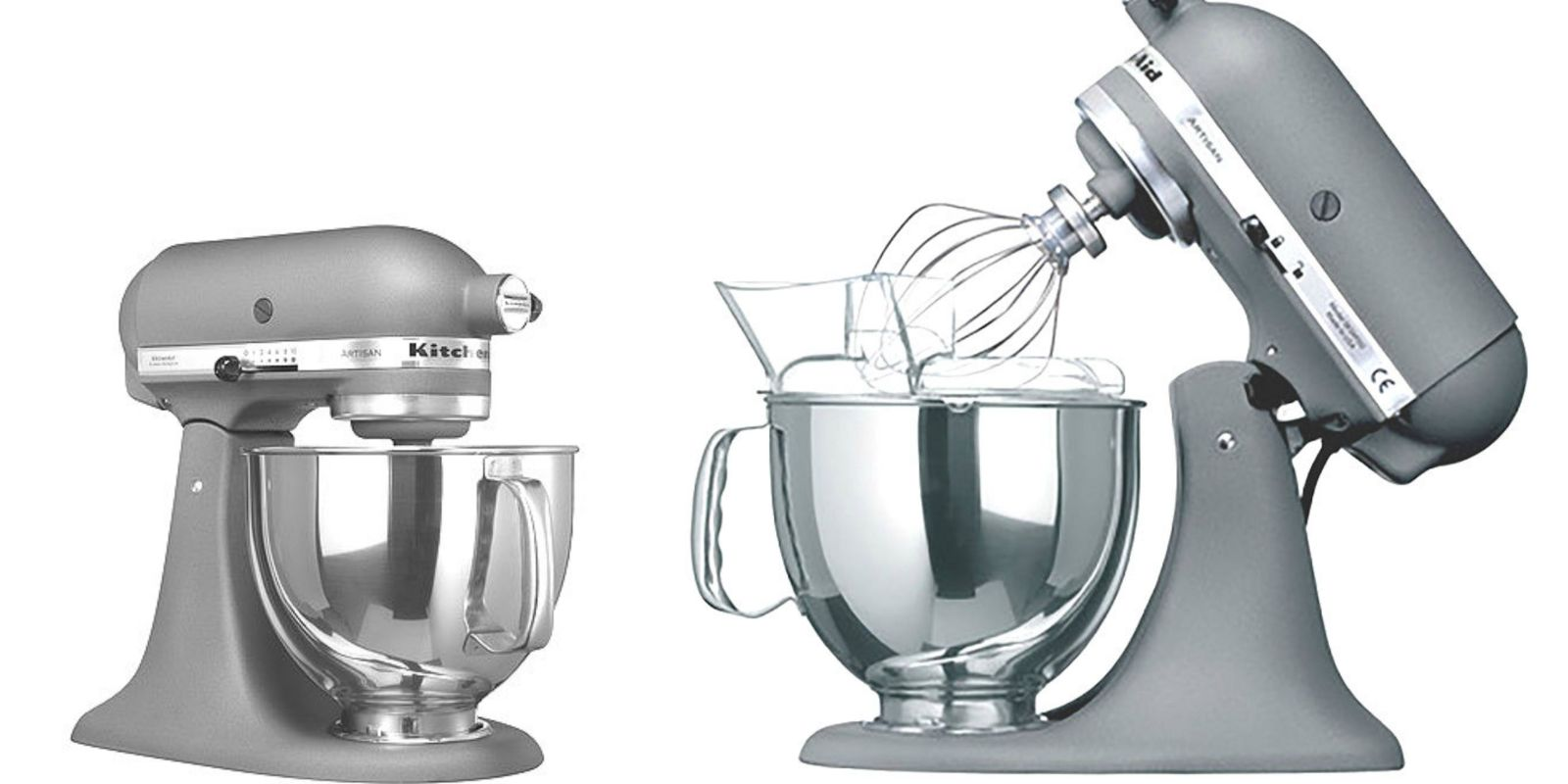 Lakeland Is Selling An Exclusive Grey KitchenAid Stand Mixer For £299    Black Friday Deals