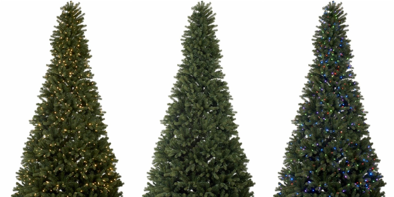 christmas tree homebase uk