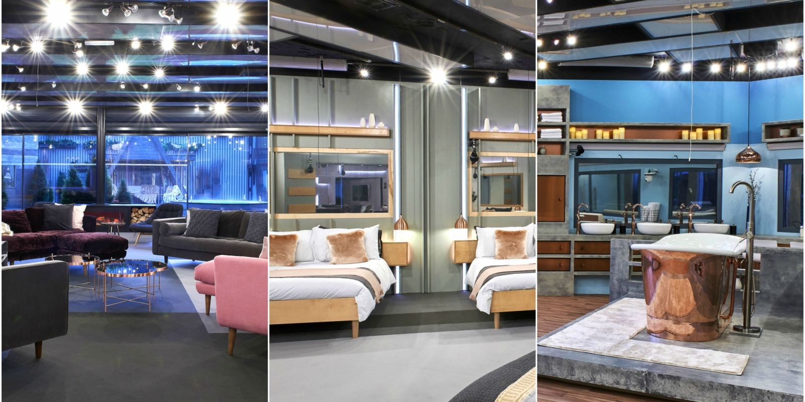 nigella lawson kitchen design. Is this the trendiest Big Brother house yet  Nigella Lawson s BBC Series At My Table Filmed In A Studio