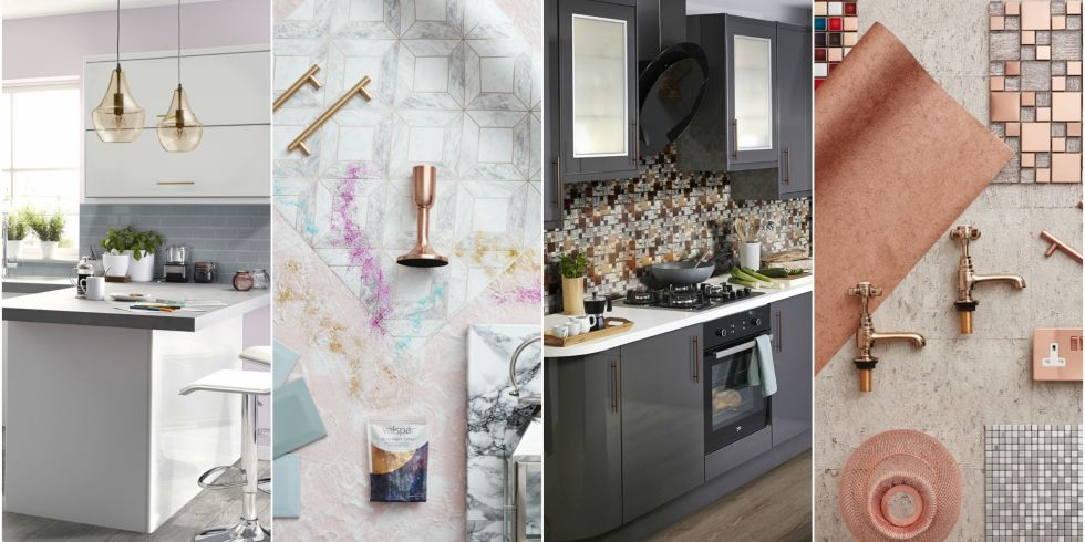 Bu0026Q And Pinterest Kitchen Trends Report, ...