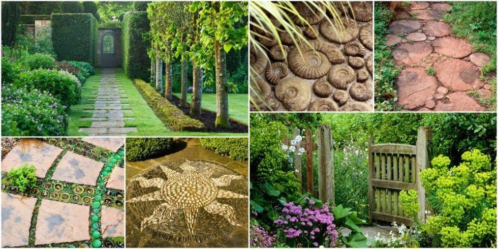 Garden Ideas - Magazine cover