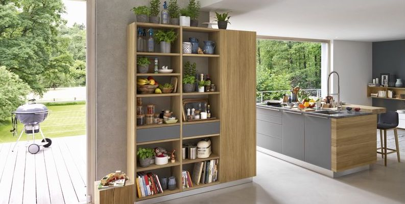 Rooms: The Evolution Of Open Plan Kitchen