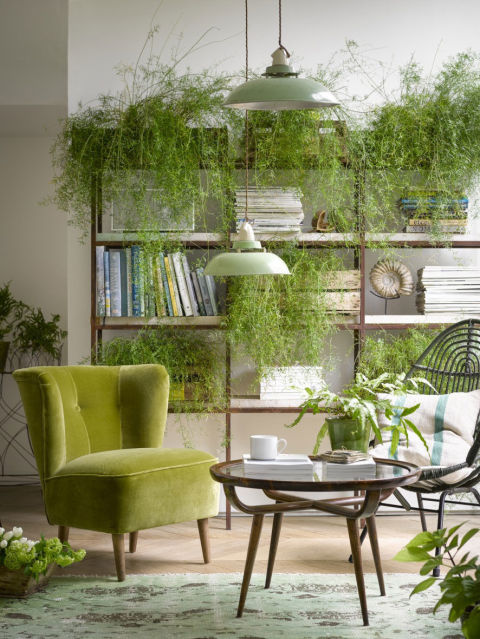 10 best spring summer 2018 trends interior design ideas for Top 10 living room plants