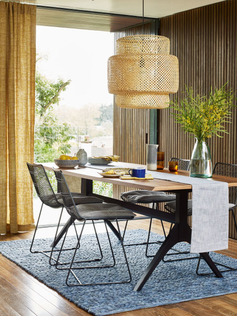 Modern Oriental decorating ideas - style inspiration Styling by Marisa Daley. Styling Assistant: Amy Neason. Photography: Carolyn Barber.