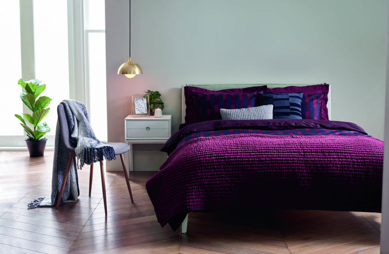 Debenhams bedroom - J by Jasper Conran
