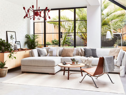 Dfs Sofa The Modular Long Beach Sofa Is The Ultimate In