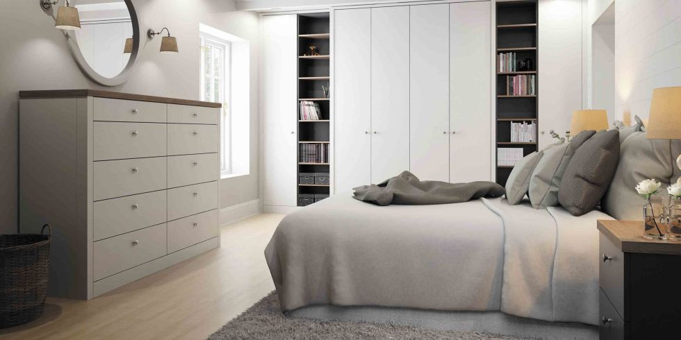 Salcombe Bedroom Furniture By Daval
